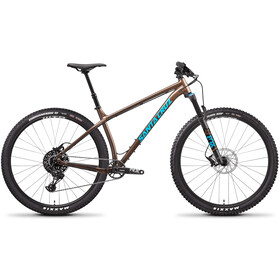 Santa Cruz Chameleon 7.1 AL R-Kit, bronze/blue